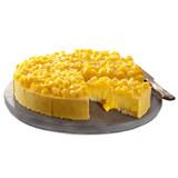 Mango Mousse Cake 12 Slices (Frozen) - 1ct