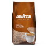 Crema E Aroma Roasted Coffee Beans - 1kg