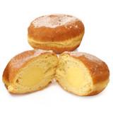 Cream Bomboloni (Frozen) - 2.5oz x 24