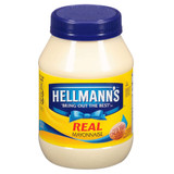 Hellman's Mayonnaise - 30oz