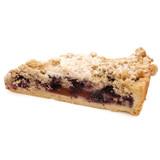 "Blueberry & Peach Cobbler 12 Slices (Frozen) - 10"""