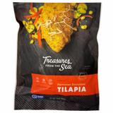 Parmesan Encrusted Tilapia (Frozen) - 16oz