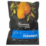 Breaded Flounder (Frozen) - 16oz
