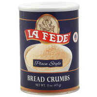 Plain Breadcrumbs - 15oz
