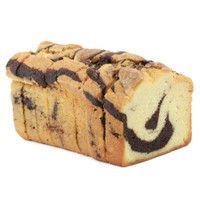 16 Slice Marble Pound Cake Loaf (Frozen) - 1ct