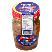 Anchovy Filets in Olive Oil - 2.8oz