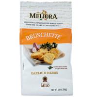Garlic & Herbs Bruschette - 5.3oz