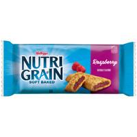 Soft Baked Raspberry NutriGrain Bars - 16ct