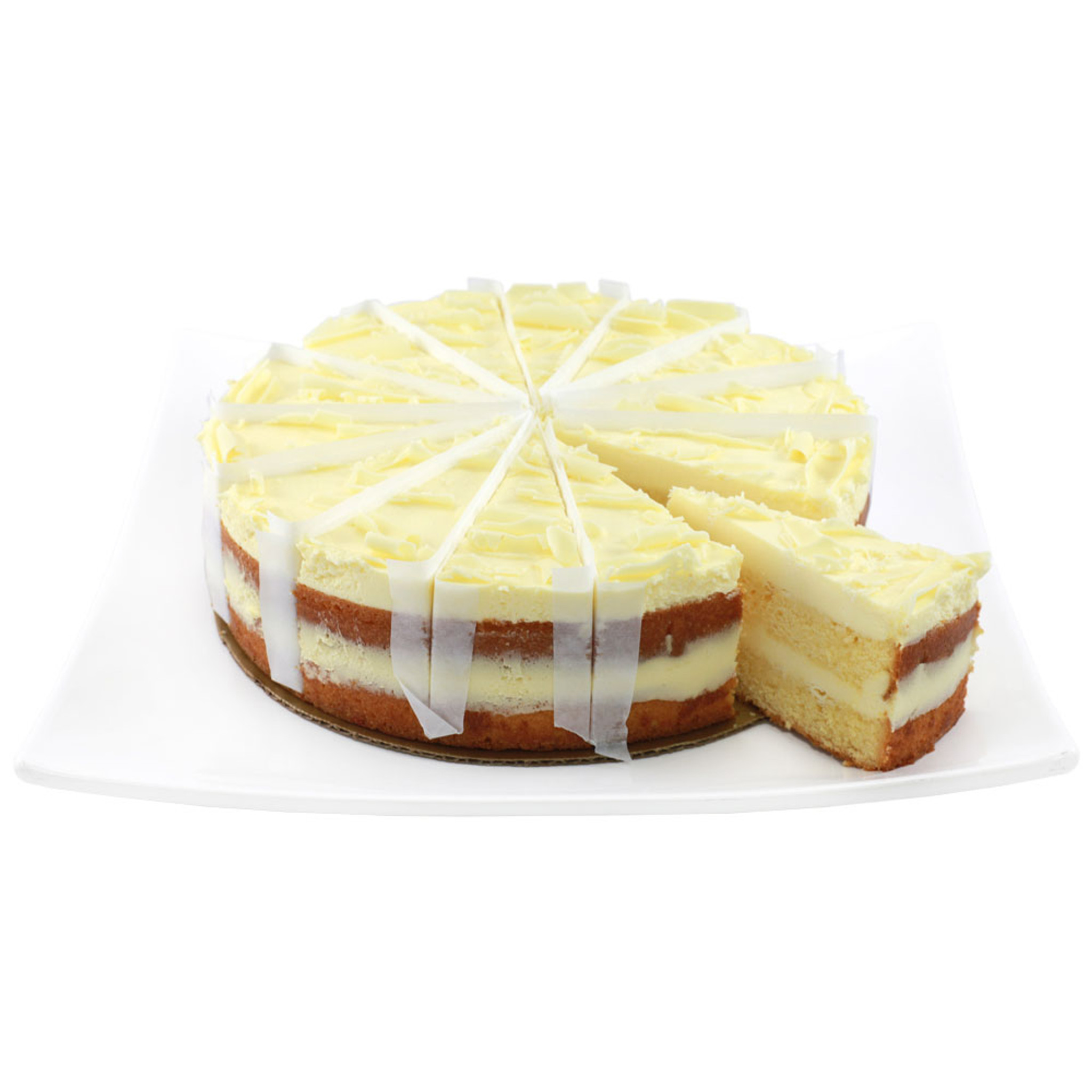 Limoncello Mascarpone Cake 14 Slices Frozen 10 Ace Endico To Go