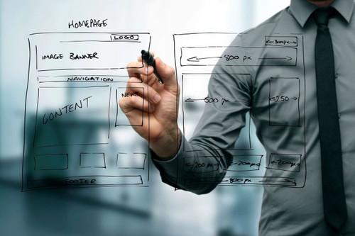 Web Design 20 Page Intermediate Web Site Setup and Integration