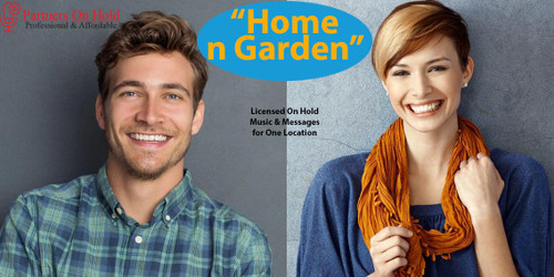 Home n Garden - Licensed On Hold Music For Use at One Location-MP3