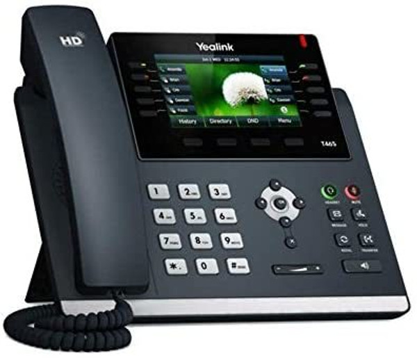 Enterprise Level Phones - Yealink T46s