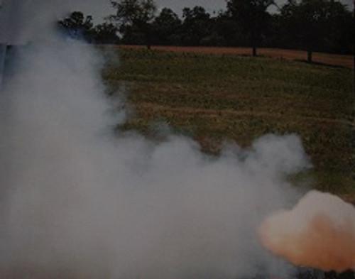 Civil War Artillery Cannon Scrapbook Paper 1