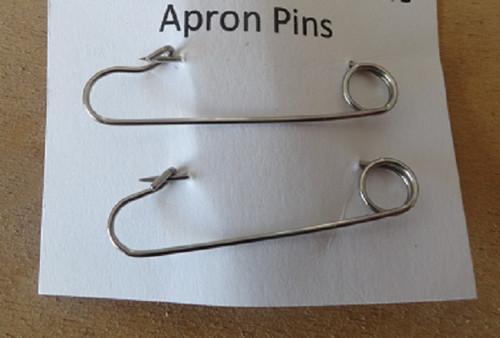 Fibula Apron Pin Safety Pin