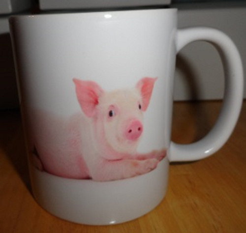 Pigs 15oz Coffee Mug