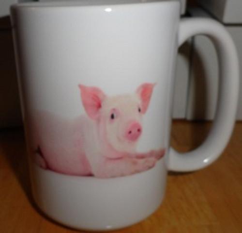 Pigs 11oz Coffee Mug