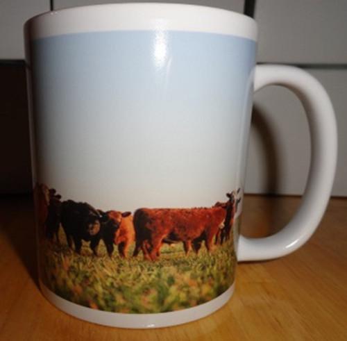 Cows in Field 11oz Coffee Mug