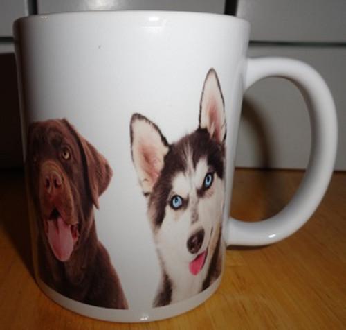 Dogs 15oz Coffee Mug