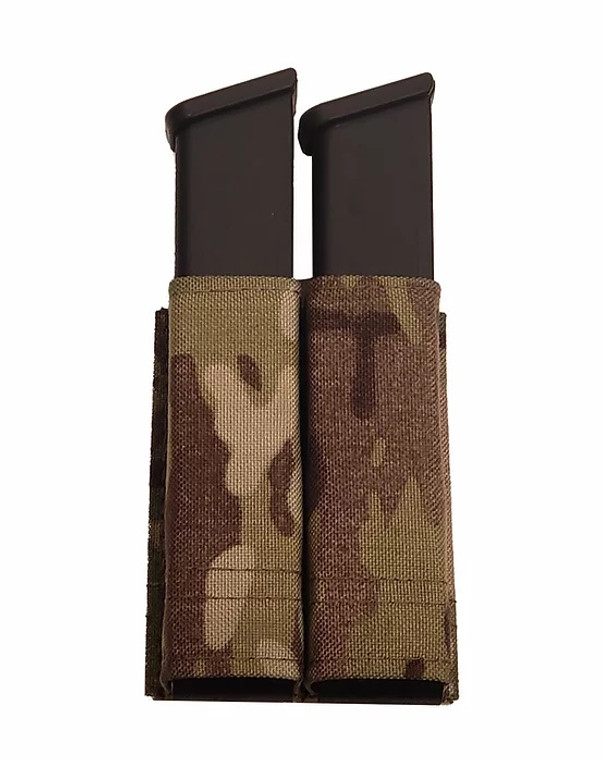 Midlength Double Pistol Kywi Pouch