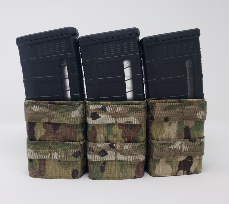 7.62 Triple Midlength Daeodon Front Panel