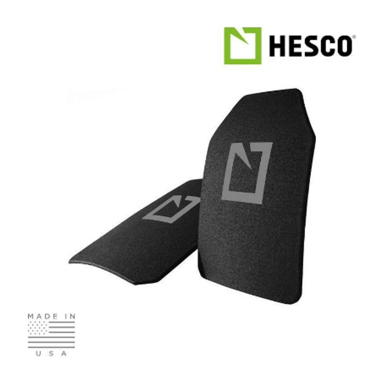 """""""INSTOCK*"""" Hesco P210  Multicurve 3a Pistol Rated Plate"""
