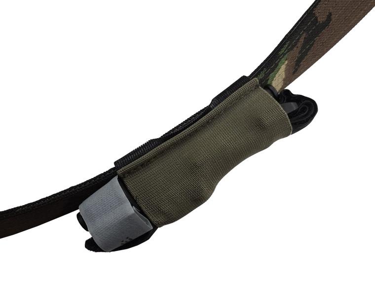 Belt Mounted Elastic TQ Holder