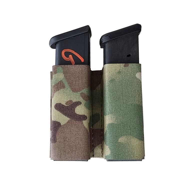 Laminate Double Pistol GAP Kywi Pouch