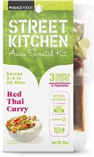 Red Thai Curry - 255gm