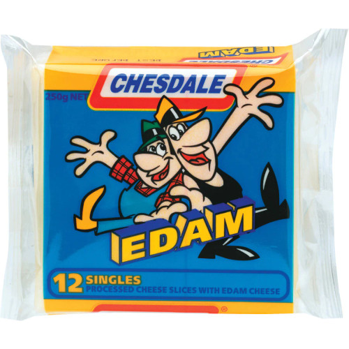Chesdale EdamCheese Slices