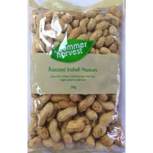 Dry Roasted Peanuts In Shell