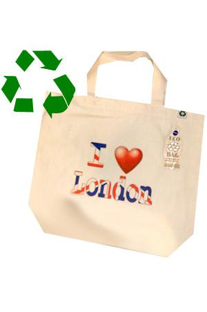 I Love London Eco Bags