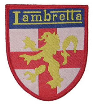 Lambretta Patch