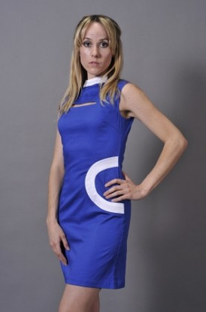 Diana Side Pocket Dress