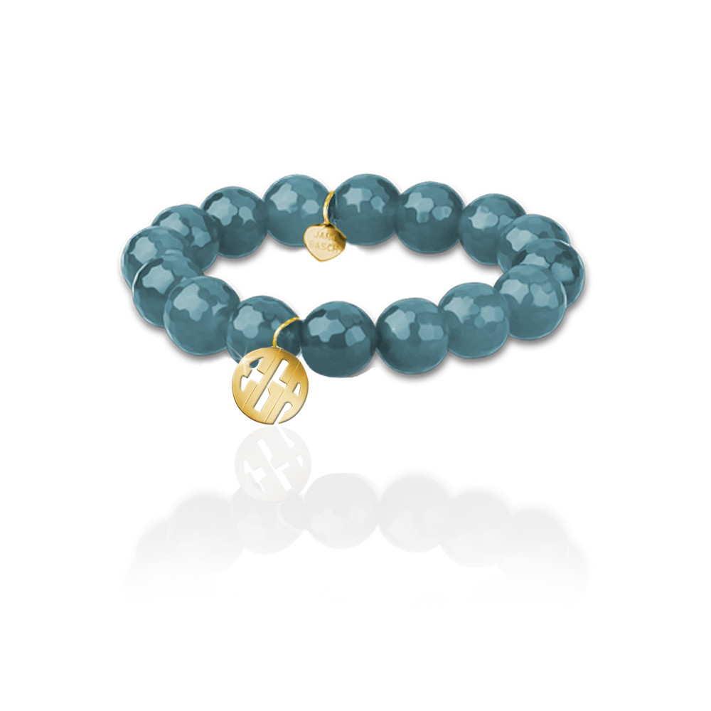 Gemstone Arm Candy Bracelet