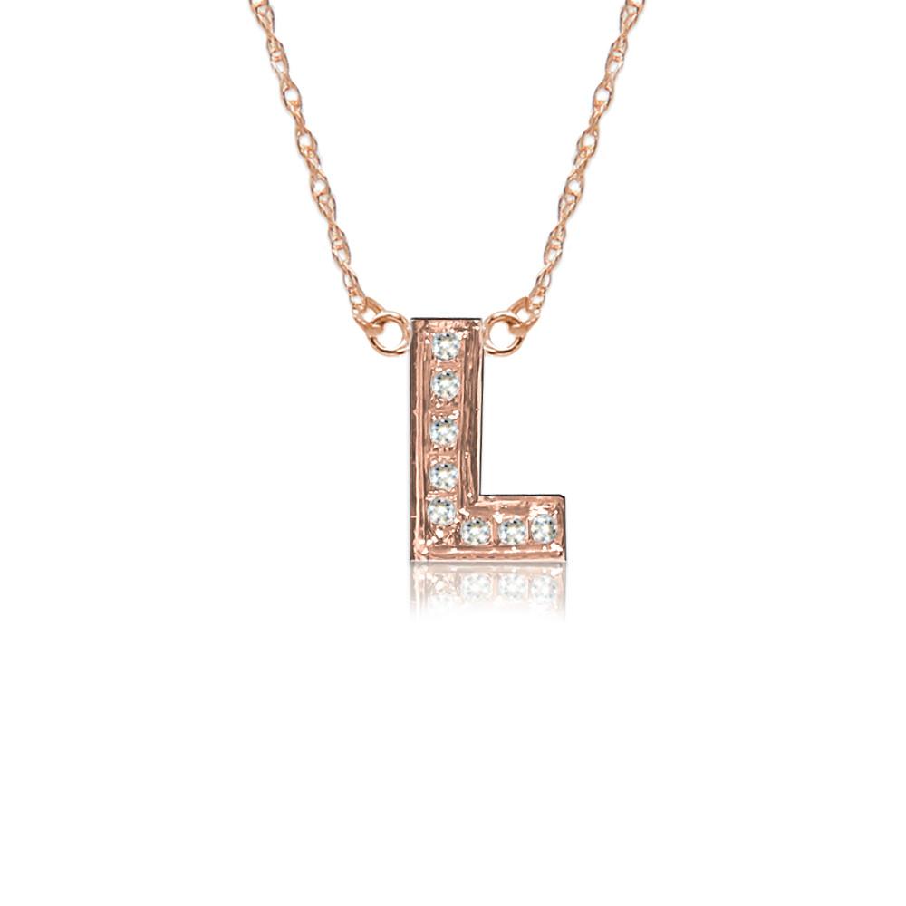 Block Diamond Initial