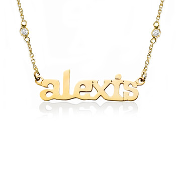 Print Nameplate with CZ Chain