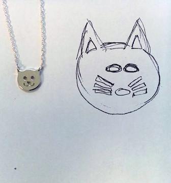 "Customer Inspired ""Hola Kitty"" - Sample"