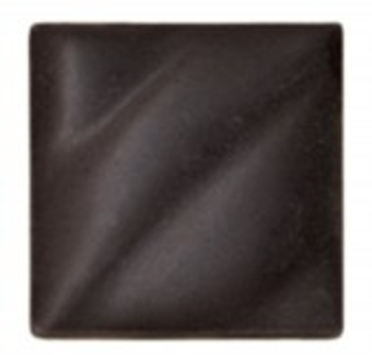 LM-1 Satin Black (cone 05) Glaze Pint