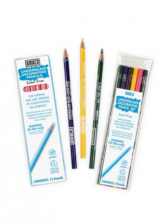Underglaze Pencil Set