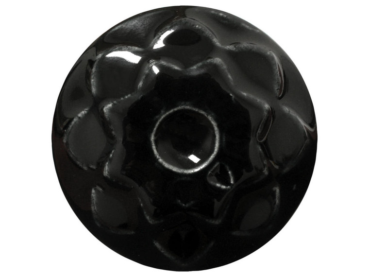 C-1 Obsidian 5/6 Glaze Pt