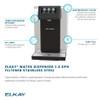 Elkay DSBS130UVPC Water Dispenser, 1.5 GPH, Filtered, Stainless Steel