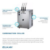 Elkay DSFBF180K Carbonation Chiller, Filtered, 20 GPH, for use with Fontemagna Bridge DSFB1UVK and Column Tap DSC2K