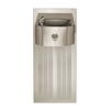 Haws H1109.8, Barrier-Free, Stainless Steel, Electric Water Cooler, Drinking Fountain, 8 GPH