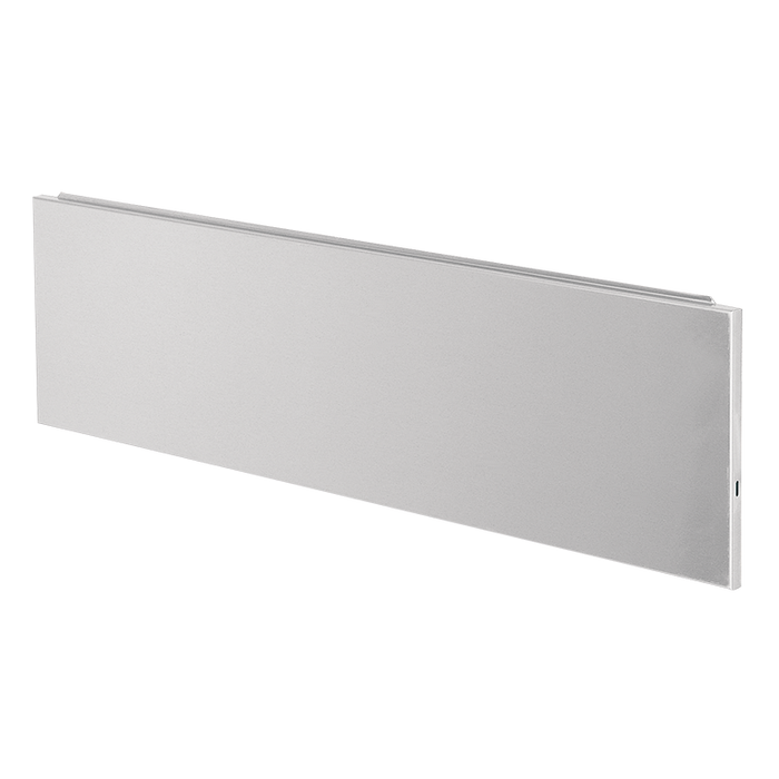 """Haws 6608, Satin Finish Stainless Steel 32"""" x 9"""" (81.2 x 22.9 cm) Access Panel for Model 1011MS Drinking Fountains"""