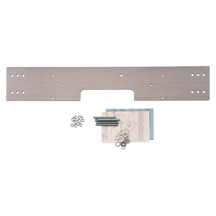 Haws 6710, Steel In-Wall Mounting Plate for use with 1441 Series Drinking Fountains