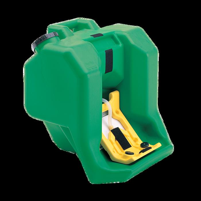 Haws 7500, ABS Plastic, 16-Gallon Capacity, Gravity Operated Portable Eyewash, Emergency Equipment