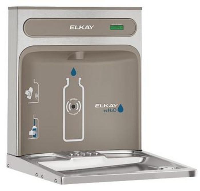 Elkay EMABFWS-RF EZH2O Bottle Filling Station, Retro-fit Model for EMABF Mechanically-Activated Coolers, ADA, GreenSpec Listed