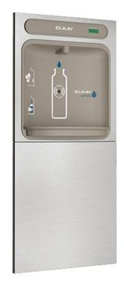 Elkay EZWSMDK EZH2O Bottle Filling Station, ADA, GreenSpec Listed, (Non-Refrigerated), Includes Mounting Frame