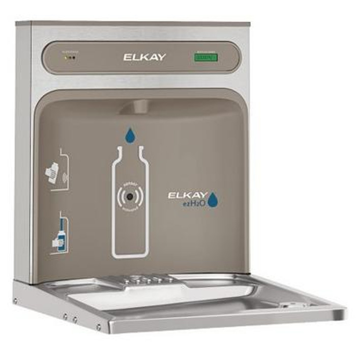 Elkay LMABFWS-RF EZH2O Bottle Filling Station, Filtered Retro-fit Model for EMABF Mechanically-Activated Coolers, ADA, GreenSpec Listed