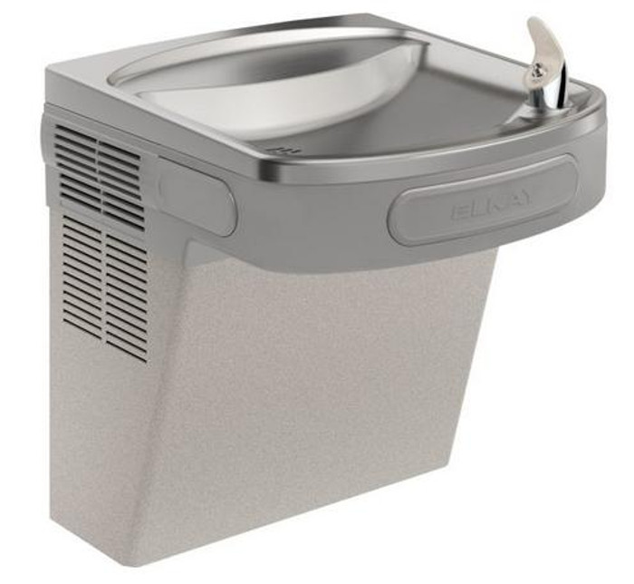 Elkay LZSDL Drinking Fountain, Filtered, ADA, Light Gray Granite, (Non-Refrigerated)